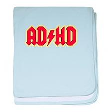 ADHD baby blanket