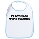 With Lyndsey Bib