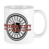Motor City Brew Tours Logo Small Mug