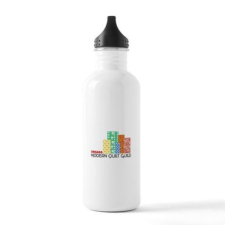 CMQG Logo Stainless Water Bottle 1.0L
