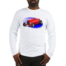 Classic Hot Rod Long Sleeve T-Shirt