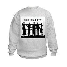 Unique Occupied Sweatshirt