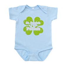 St. Patrick wuz Polish Infant Bodysuit