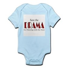 Drama Dancing With Stars Infant Bodysuit