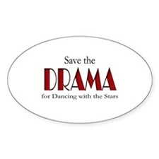 Drama Dancing With Stars Decal