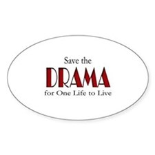 Drama One Life to Live Decal