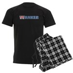 Wanker Men's Dark Pajamas
