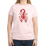 Unique Red scorpion T-Shirt