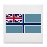 Civil Air Ensign Tile Coaster