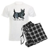 Scottish Terrier Attitude pajamas