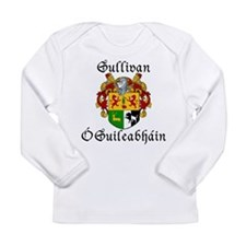 Sullivan In Irish & English Long Sleeve Infant T-S