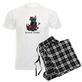 Celtic Scottish Terrier Pajamas