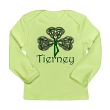 Tierney Shamrock Long Sleeve Infant T-Shirt