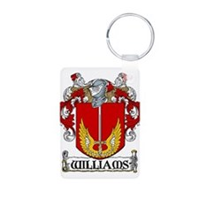 Williams Coat of Arms Keychains
