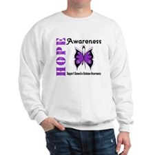 Domestic Violence Hope Sweatshirt