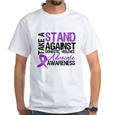 Take A Stand Domestic Violenc Shirt