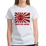 Japanese Flag Women's T-Shirt