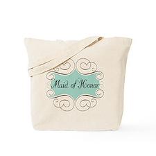 Beautiful Maid Of Honor Tote Bag