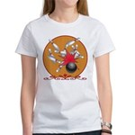 Bowling Women's T-Shirt