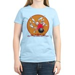 Bowling Women's Light T-Shirt