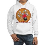 Bowling Hooded Sweatshirt