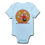 Bowling Infant Bodysuit