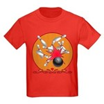 Bowling Kids Dark T-Shirt