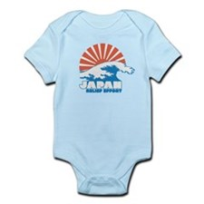 Japan Relief Effort Infant Bodysuit
