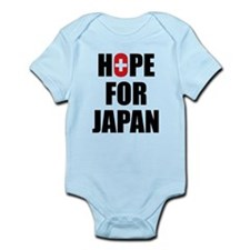 Hope for Japan 2011 Infant Bodysuit