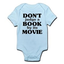 Don't Judge a Book by its Mov Infant Bodysuit