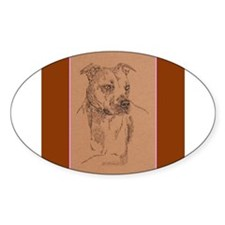American Pit Bull Terrier Decal