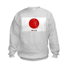 HOPE FOR JAPAN - EARTHQUAKE Sweatshirt