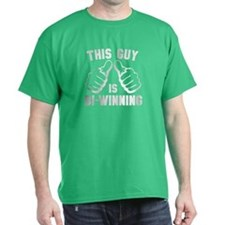 Bi-Winning - This Guy T-Shirt