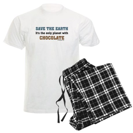 Save the earth! It's the only Men's Light Pajamas