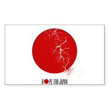 HOPE FOR JAPAN Decal