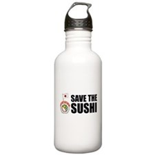 Save the Sushi Water Bottle