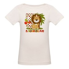Cute Lion 3rd Birthday Tee