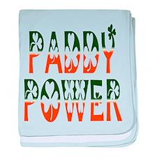 Paddy Power baby blanket