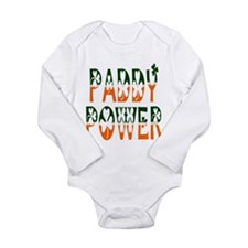 Paddy Power Long Sleeve Infant Bodysuit