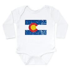 Colorado Vintage Baby Outfits