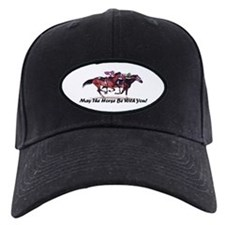 May The Horse Be With You Baseball Hat
