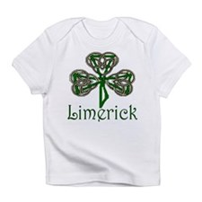 Limerick Shamrock Infant T-Shirt