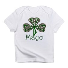 Mayo Shamrock Infant T-Shirt