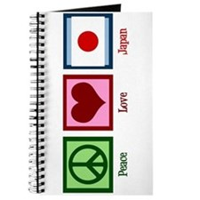 Peace Love Japan Journal