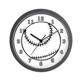 """Baseball"" Wall Clock"