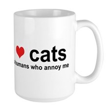 Unique Cats Coffee Mug