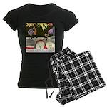 Good Investment Women's Dark Pajamas