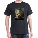 Storm on the Sea of Galilee T-Shirt