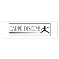 Cute Discgolf Bumper Sticker