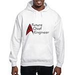 Future Chief Engineer Hooded Sweatshirt